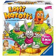 Gesellschaftsspiel Ravensburger 215560 Lotti Karotti - Brettspiel