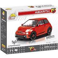 COBI 24524 Fiat 500 Abarth (595) Modellbausatz - Bausatz
