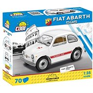 Cobi Fiat 500 Abarth 595 Competizione - Bausatz