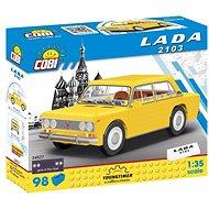 COBI 24527 Lada 2103 (Lada 1500) 1972 - Auto Modellbausatz - Bausatz