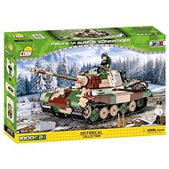Cobi Modellbausatz Panzer VI Tiger Ausf. B Königstiger