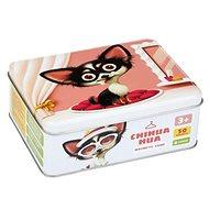 Kreativset Puzzlika 14279 Chihuahua - Hundemode - Magnetspiel mit 50 Teilen und 8 Vorlagen - Kreativní sada