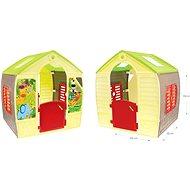 Gartenhaus mit Tieren - Kinderspielhaus