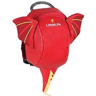 LittleLife Animal Toddler Backpack - Rucksack für Kleinkinder - 2 Liter - Drachen - Rucksack