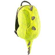 LittleLife Hi-Vis Toddler ActionPak - Rucksack für Kleinkinder - 3 Liter - gelb - Rucksack
