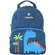 LittleLife Friendly Faces Toddler Backpack - Rucksack für Kleinkinder - 2 Liter - Dinosaurier - Rucksack