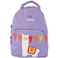 LittleLife Friendly Faces Toddler Backpack - Rucksack für Kleinkinder - Lama - Rucksack