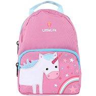 LittleLife Friendly Faces Toddler Backpack - Rucksack für Kleinkinder - 2 Liter - Einhorn - Rucksack