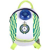 LittleLife Emergency Service Toddler Backpack - Rucksack für Kleinkinder - 2 Liter - Krankenwagen - Rucksack