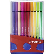 STABILO Pen 68 20 pcs ColorParade Blue/Red