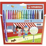 STABILO Power 18 pcs Case - Felt Tip Pens