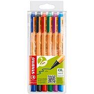 STABILO GREENpoint 6 pcs Case - Felt Tip Pens