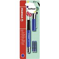 STABILO beFab! Fountain Pen Uni Colours, Blue + 2 Refills - Fountain Pen