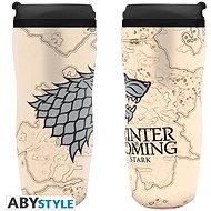 "ABYstyle - Games of Thrones - Reisebecher ""Winter is coming"" - Reisebecher"