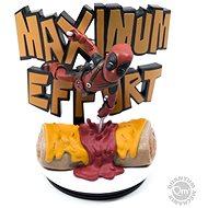 """Quantum Mechanix - Marvel - Q-Fig Figur Deadpool """"Maximum Effort"""" - Figur"""