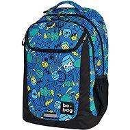 School Backpack be.bag 2-Monster - School Backpack