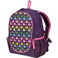 Preschool Backpack, Rainbow Heart - School Backpack