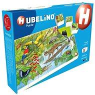 Hubelino Puzzle Tiere im Regenwald - Puzzle