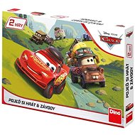 Spielt Dino-Autos: Spielen und Kinderspielrennen