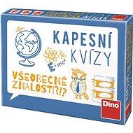 Dino Pocketquiz - Allgemeinwissen - Wissensspiel