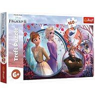 Trefl Puzzle - Frozen II - 160 Teile - Puzzle