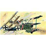 Fokker Dr.1 Flugzeugmodell - Flugzeugmodell