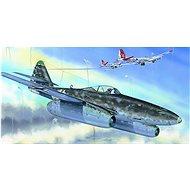 Modellflugzeug Messerschmitt Me 262A - 1:72 - Flugzeugmodell