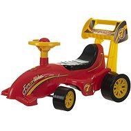 Teddies Rutscherauto Formula - rot - Laufrad/Bobby Car