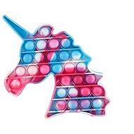Teddies Pop it - Regenbogen-Einhorn - Gesellschaftsspiel
