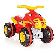 Rutscherauto Quad - rot - Laufrad/Bobby Car