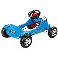 Pilsan Tretauto Herby - blau - Auto