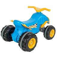 Rutscherauto Quad - blau - Laufrad/Bobby Car