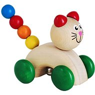 Rattle Cat - Baby Rattle