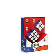 Zauberwürfel-Set Duo 3X3 + 2X2 - Geduldspiel