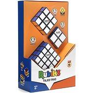 Zauberwürfel-Set Trio 4X4 + 3X3 + 2X2 - Geduldspiel