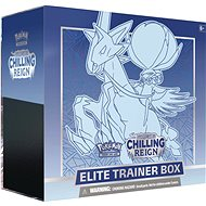 Pokémon TCG: SWSH06 Chilling Reign - Elite Trainer Box - Kartenspiel