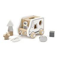 Holzpuzzle - LKW - Holzspielzeug