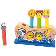 Holzspiel - Arche Noah - Holzspielzeug