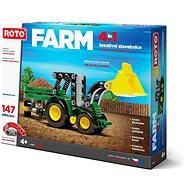 Roto 4in1 Farm, 147 Teile - Bausatz