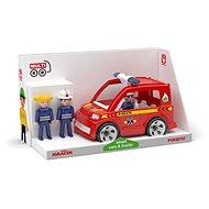 Multigo Trio Feuerwehrleute - Auto