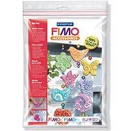 FIMO 8742 Silikon-Form Spring - Knetmasse