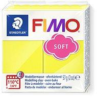FIMO soft 8020 56g gelb - Knetmasse
