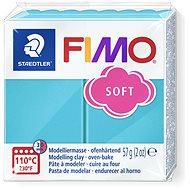 FIMO soft 8020 56g türkisfarben - Knetmasse