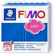 FIMO soft 8020 56g blau - Knetmasse