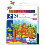 STAEDTLER Markers, Set, 24 Colours, 1mm