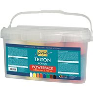 "KREUL ""TRITON SOLO GOYA"" Acrylfarben-Set, 8 Farben, 750 ml in Tube - Set"