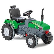 Jamara Power Drag Trettrecker - grün - Trettraktor