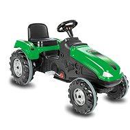 Jamara Big Wheel Trettrecker - grün - Trettraktor
