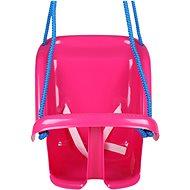 Teddies Babyschaukel - rosa - Tragfähigkeit 20 kg - Schaukel