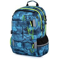 Karton P+P - Student Backpack Oxy Sport Camo Boy - School Backpack